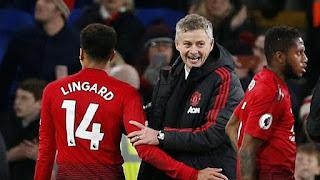Ole Gunnar Solskjaer membawa Manchester United menang telak 5-1 atas Cardiff City - Foto/Reuters