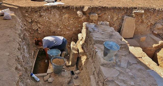 1,200-year-old church discovered in ancient Greek city of Adramyttion