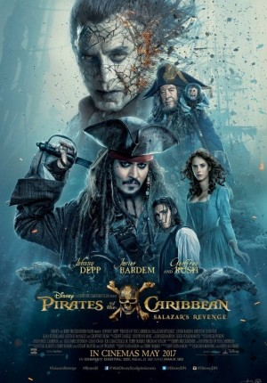 sinopsis Pirates of the Caribbean: Salazar's Revenge