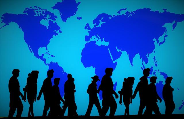 Texto reflexivo para aula de Ciências: Refugiados Ambientais
