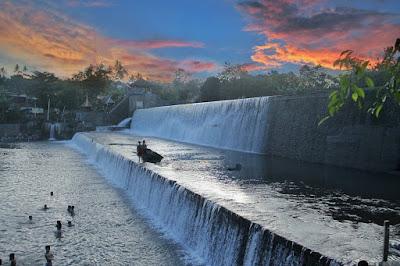 Rute Dan Lokasi Tukad Unda Klungkung Bali