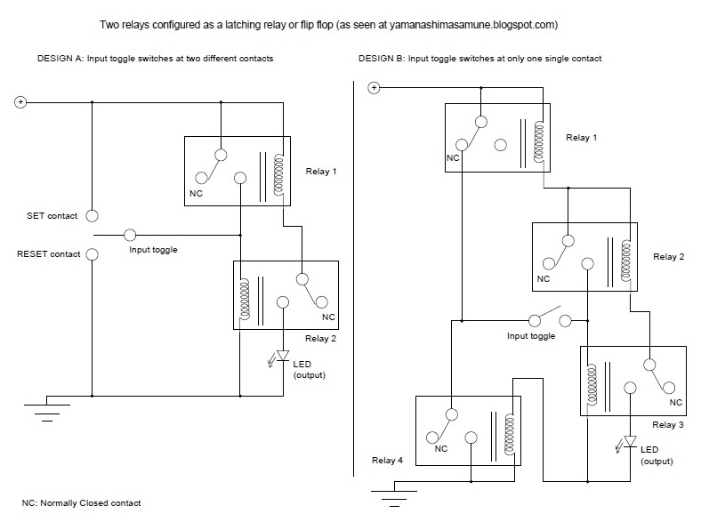 idec dpdt relay wiring diagram