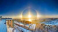 A Sun Halo