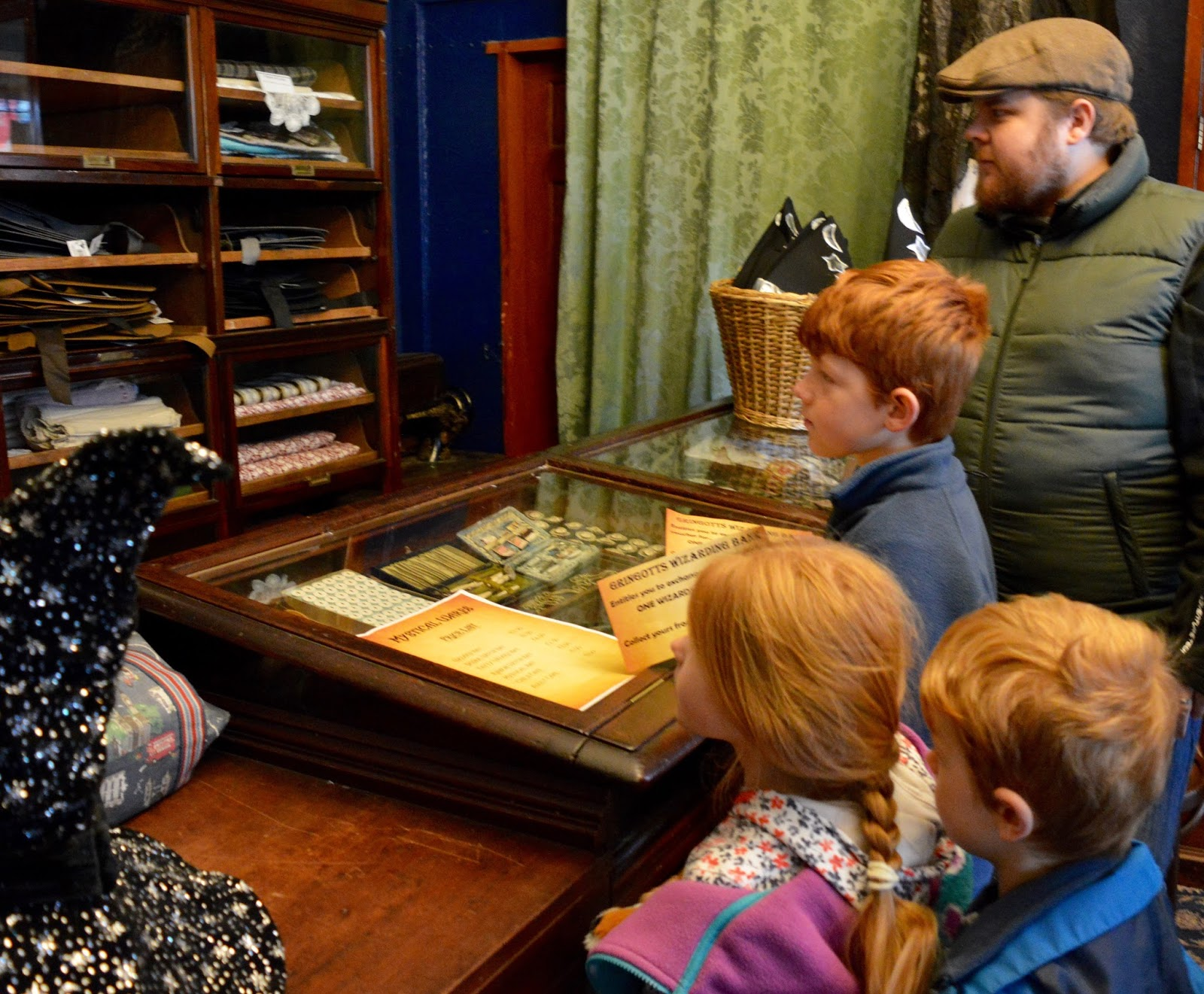 Half Term Hocus Pocus at Preston Park | The North East's very own Diagon Alley - hat shop