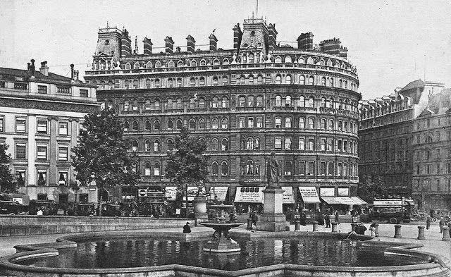 The Salviati Architectural Mosaic Database Grand Hotel Trafalgar Square