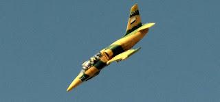 Pesawat L-39 Suriah