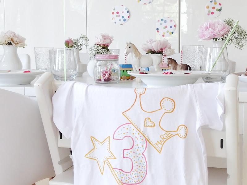 6 Deko-Ideen für Geburtstage | Impressionen eines 3. Geburtstages | 17 + 5 DIY-Nachmach-Ideen und Rezepte für den Juni und Juli | https://mammilade.blogspot.de