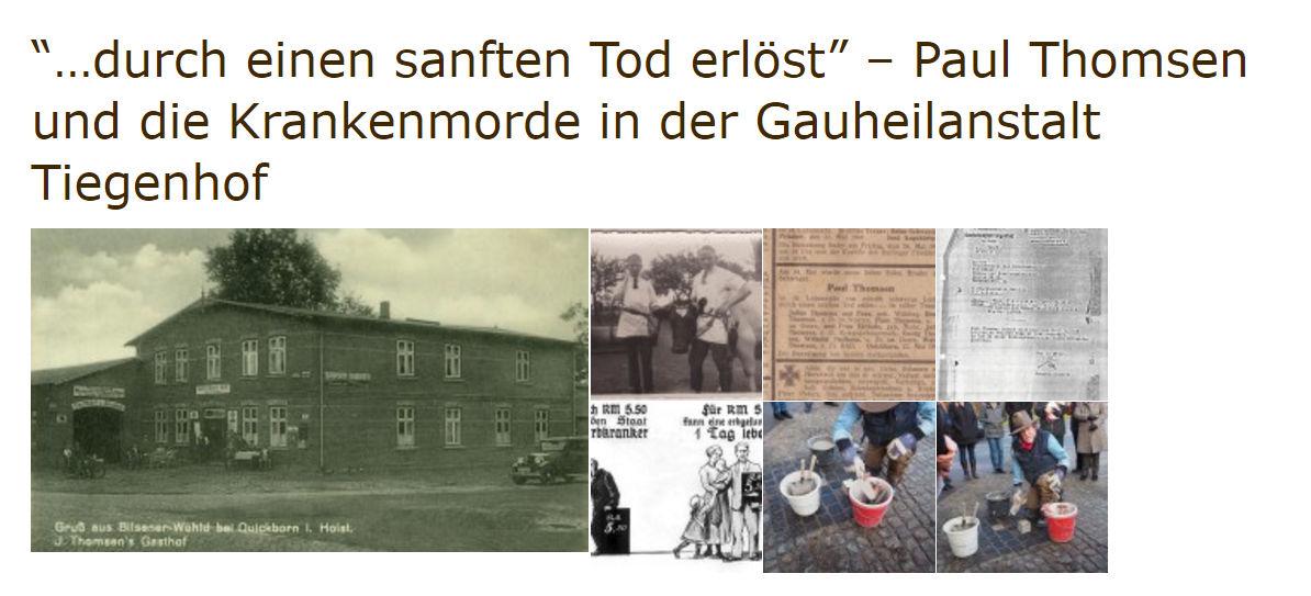 Erna Kronshage - Studien-/Gedenkblog: 17 - (Sonder-) Aktion Brandt