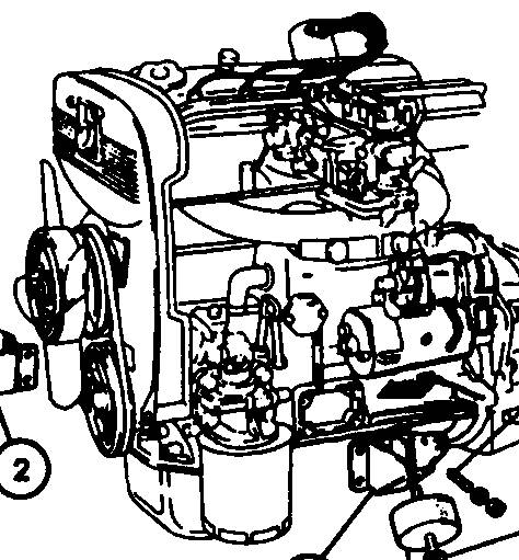Diagram For The Ignition Wiring For A 1975 Fiat Spiderengine Died