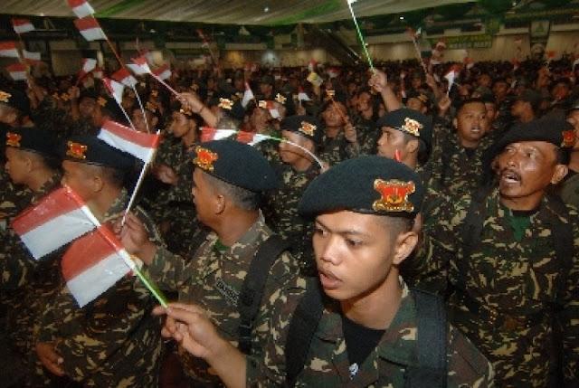 GP Ansor Antisipasi Ancaman Nyata ISIS di Surabaya