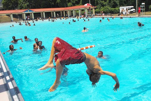 Hot Dish Two City Pools To Open Today And Tomorrow Due