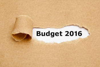 Expectation from Budget 2016