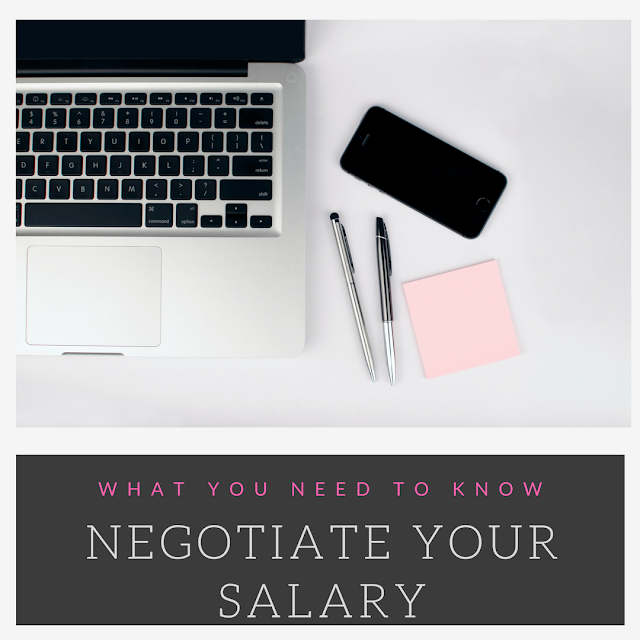 what you need to know about negotiating salary