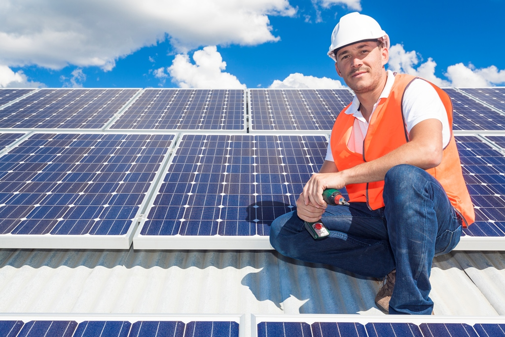 Solar Panel Installation Wesley Chapel Solar Energy