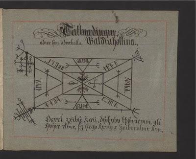 Diagram mistik Galdabrok