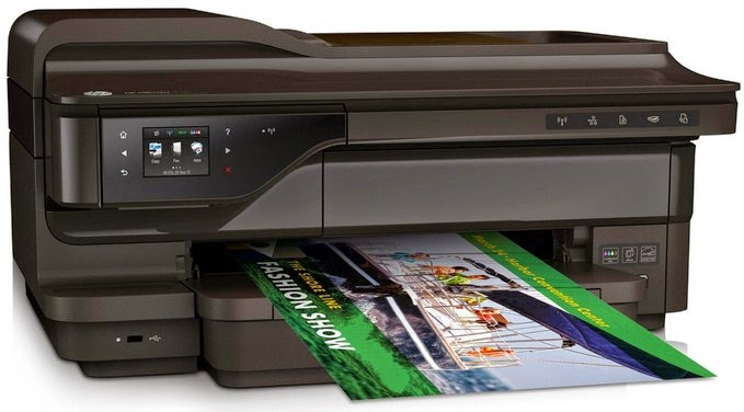 HP Officejet 7610 Driver Free Download