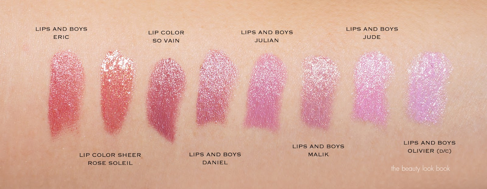 eb26603c599 Lip Color Sheer in Rose Soleil