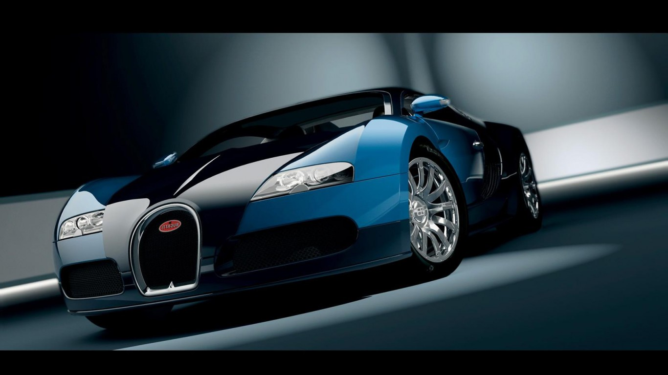 Bugatti Car - HD Wallpapers