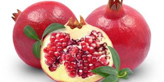 Manfaat buah delima yang wajib diketahui