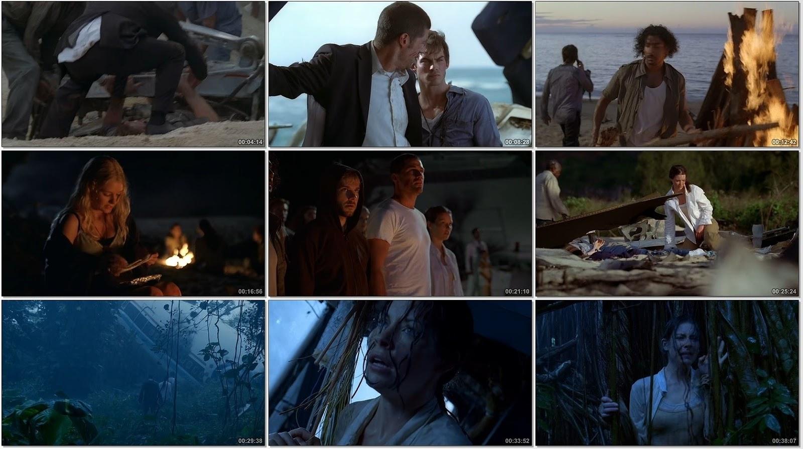 Alt TV Series: Lost Season 2 BluRay 720p x264 250MB - KumpulBagi