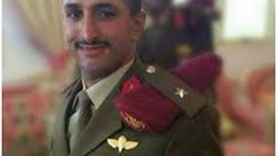 نجل الرئيس اليمني السابق