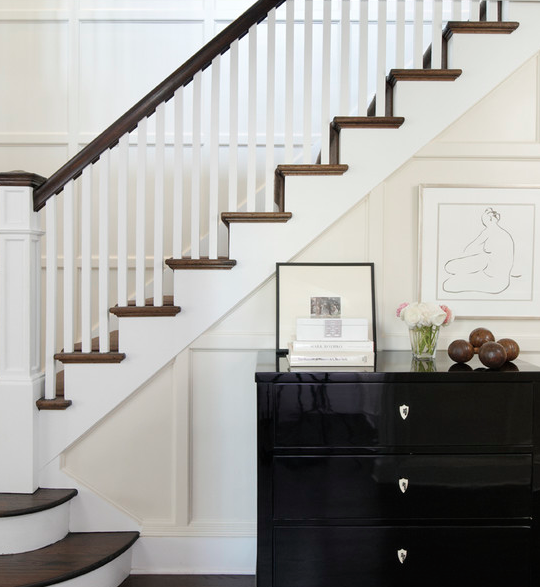 Classic With A Twist: Wood Balusters