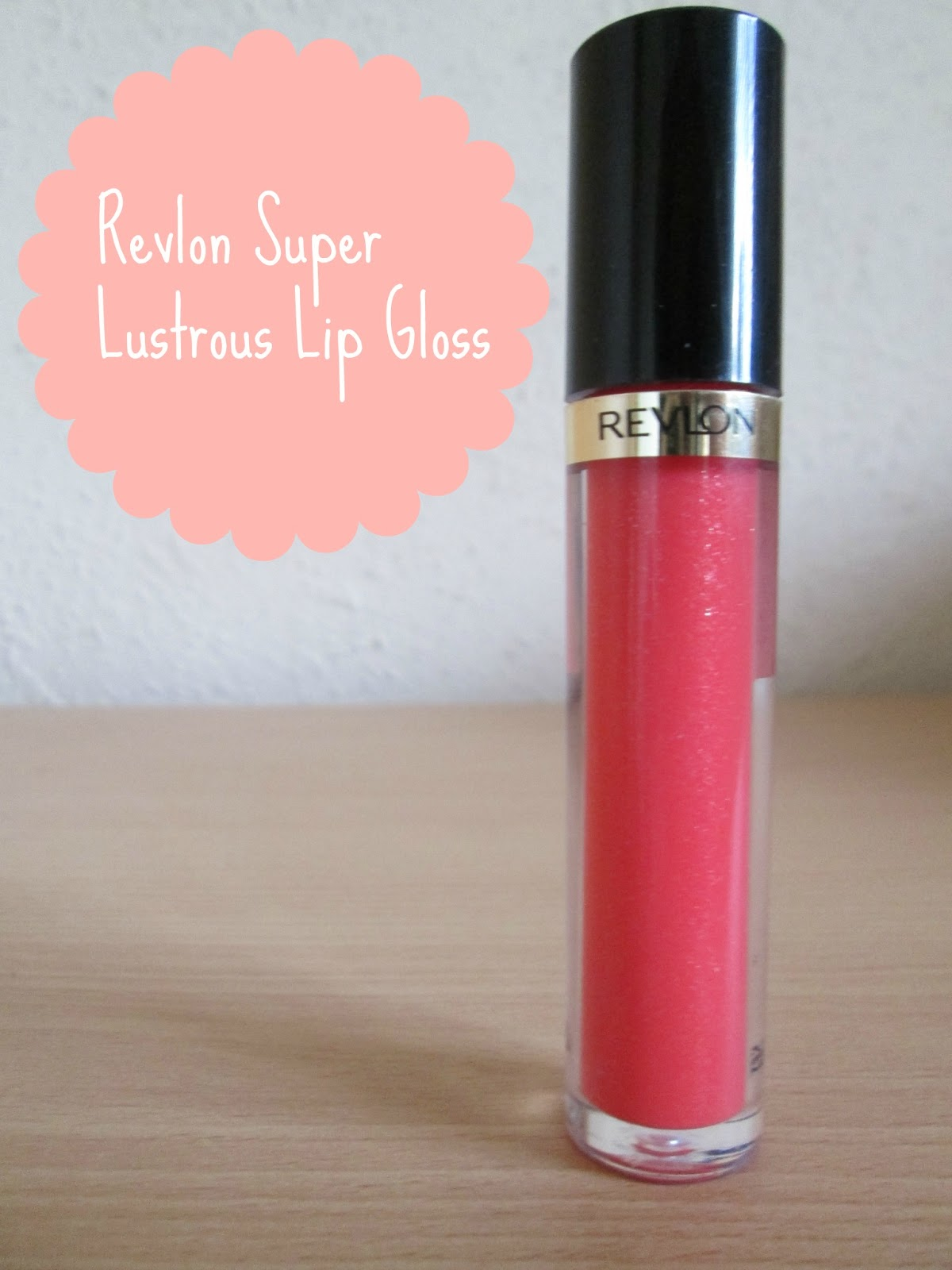 HaySparkle: Revlon Super Lustrous Lip Gloss