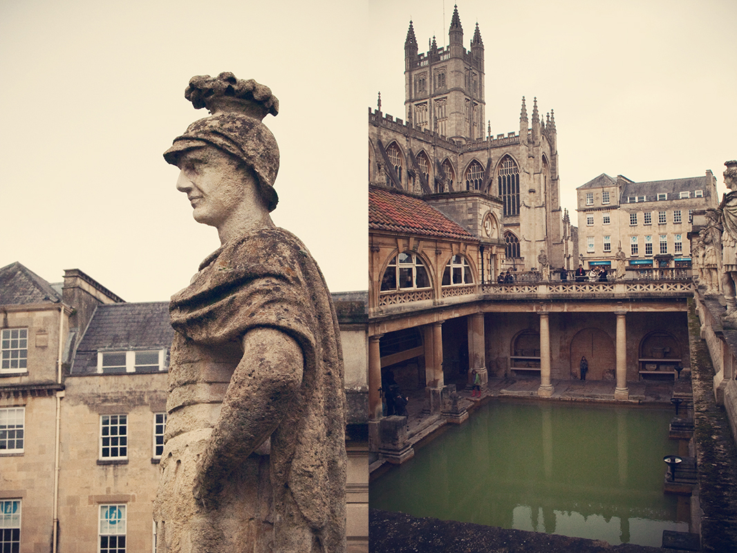 Image result for roman england baths