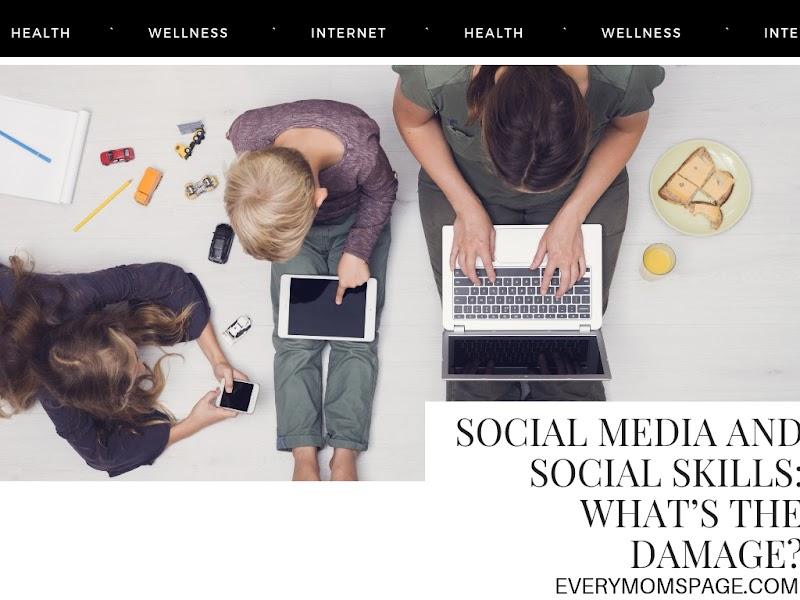 Social Media and Social Skills: What's the Damage?