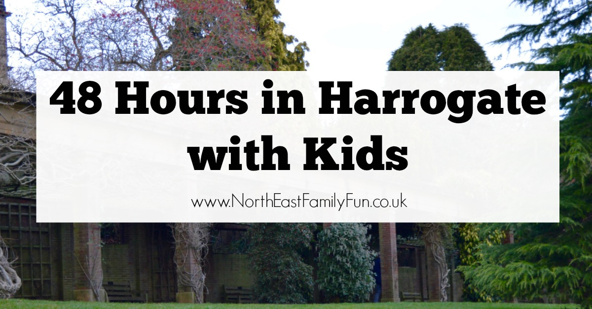 48 Hours in Harrogate with Kids | Harrogate Serviced Apartments Review