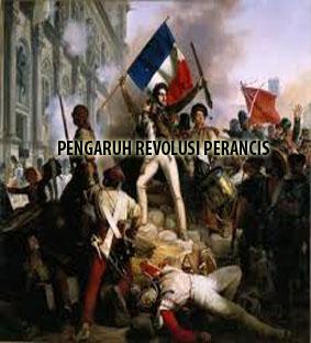 Bidang politik yang berpengaruh pada revolusi negara Perancis