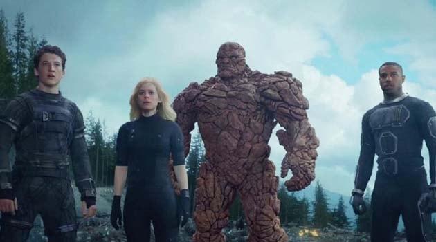 Film Mempunyai Kekuatan Super Hollywood