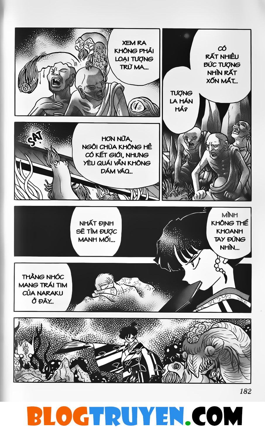 Inuyasha vol 35.10 trang 17