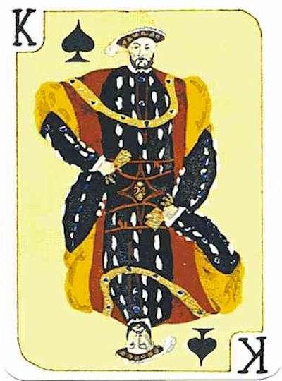 HoodooQ: Vendredi: King of Spades