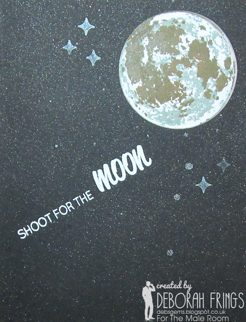 Shoot for the Moon - photo by Deborah Frings - Deborah's Gems