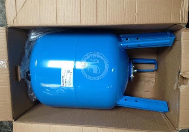 Pressure Tank Aquasystem 100 Liter