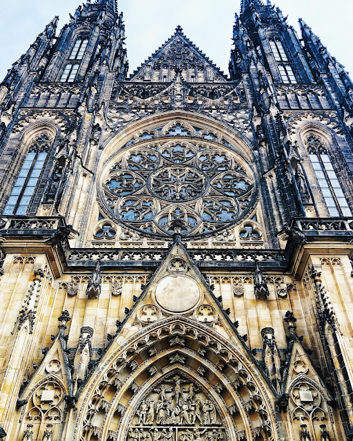 St Vitus Cathedral Prague