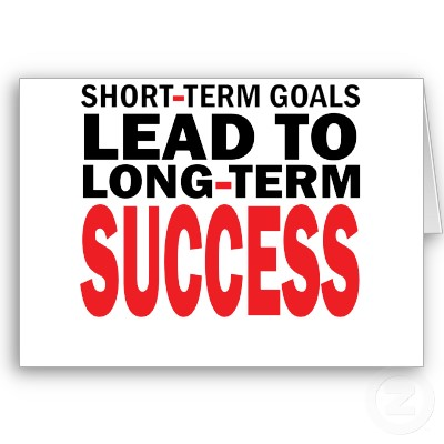 Goals goal and long term