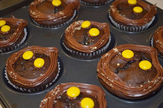 easy jawa cupcakes