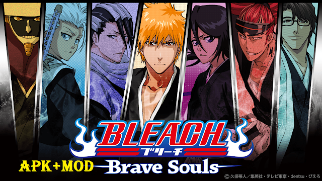 Download Bleach Brave Souls Apk Mod Unlimited Money