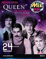 ESPECIAL ‪#‎QueenEnMix‬ 24 NOV