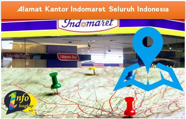 NEW!! Alamat Kantor Indomaret Seluruh Indonesia