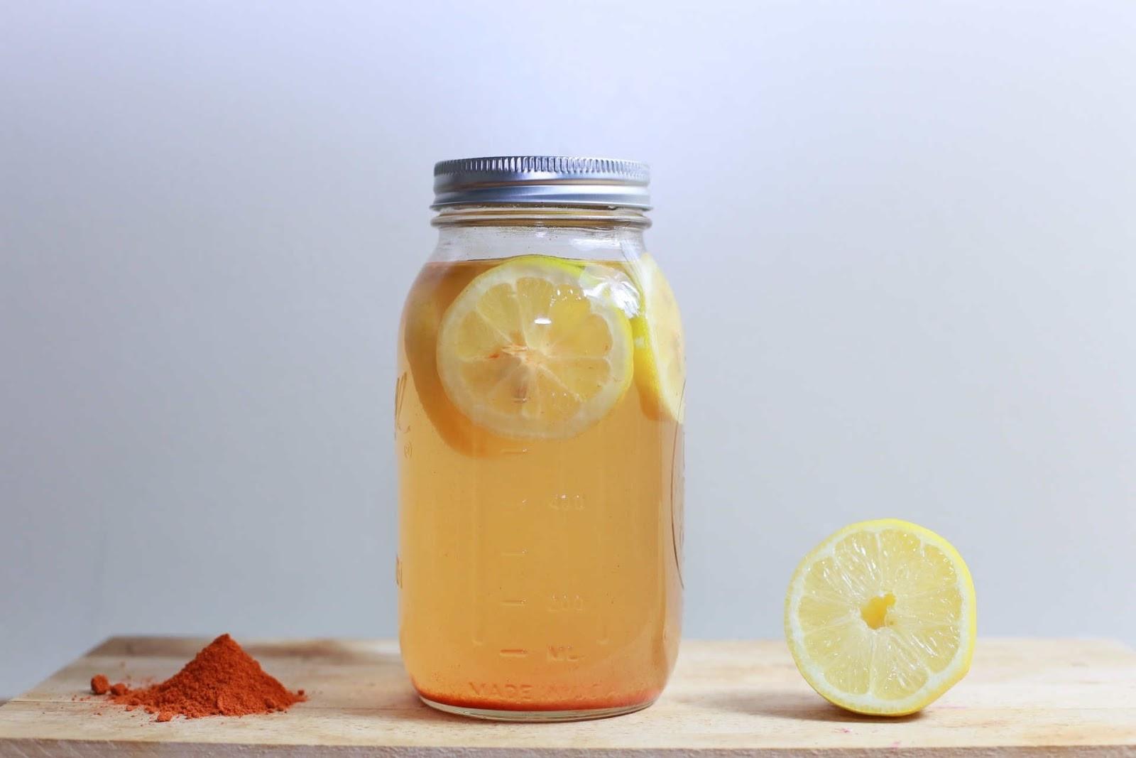 8+ Resep dan Cara Pembuatan Infused Water