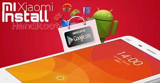 2 Cara Pasang Google Play Store di Hp Xiaomi buatan Tiongkok