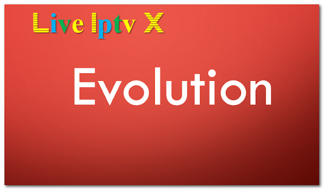 Evolution kodi build