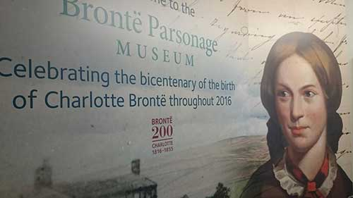 Haworth & Bronte Country.
