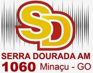 Rádio Serra Dourada FM de Minaçu GO  ao vivo pela net