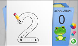 aplikasi android belajar menulis huruf dan angka 3