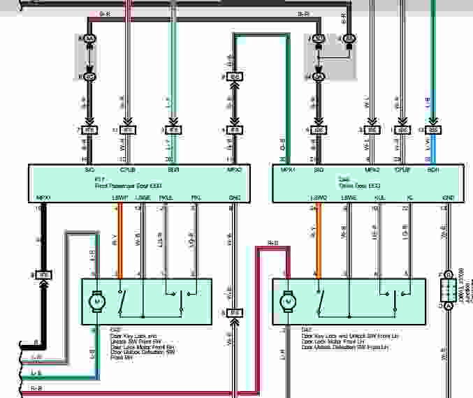 2005 Toyota Tundra Wiring Diagram  Wiring Diagram Service