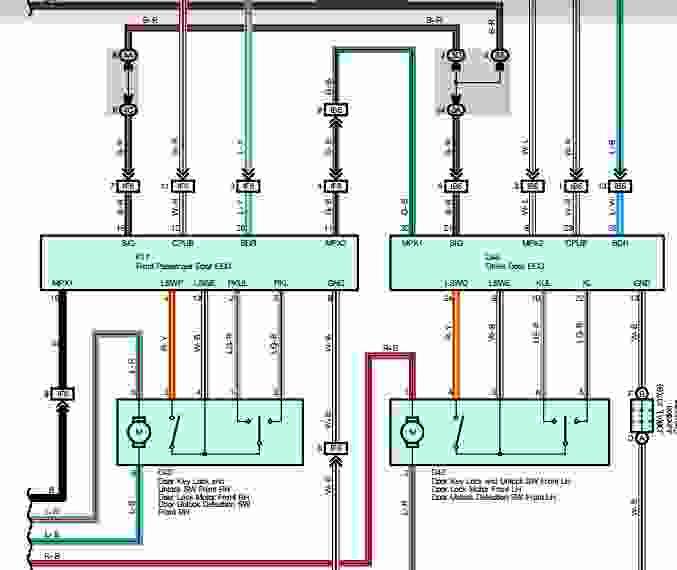 2005 Toyota Tundra Wiring Diagram  Wiring Diagram Service